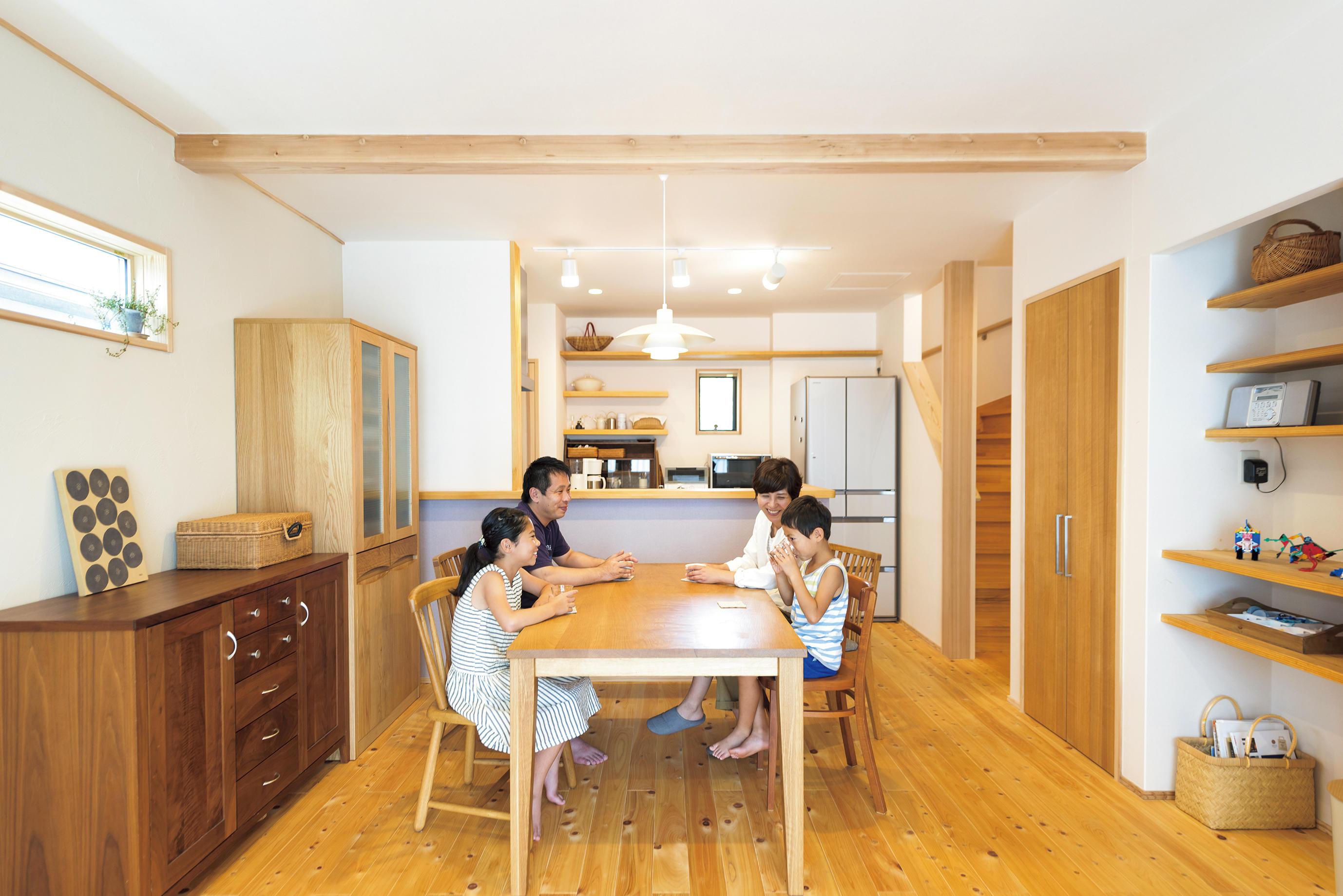 【福岡】木の家リノベーション完成見学会