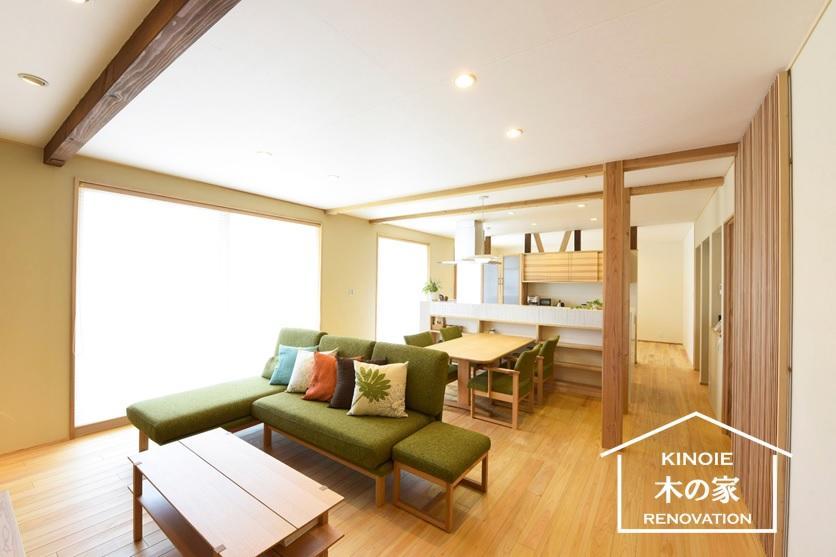 【熊本】木の家リノベーション 「完全予約制」時間帯別1組限定